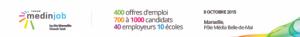 Forum Medinjob 2015 en chiffres